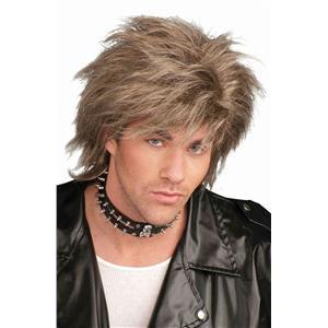 Mixed Blonde Punk Idol Wig