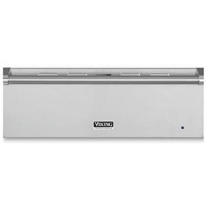 "Viking Professional Series 30"" 450 Watt Stainless Warming Drawer VEWD530SS"