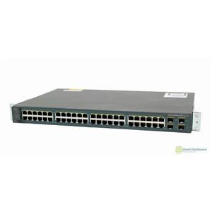 Cisco WS-C3560V2-48TS-S Catalyst 3560V2 48-Port 10/100 4 Gigibat SFP Switch