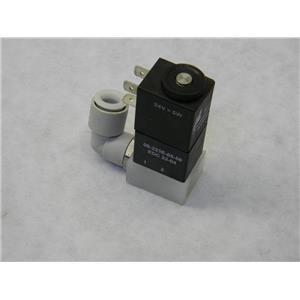Fluid Automation Systems with 09-223E-05-56 EDC 22-04 Valve w/ Connector