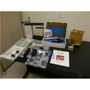 Biotage Flash + ZIF-SIM Chromatography Cartridge System With Many Components
