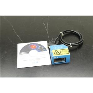 Sick CLV622-1000 Shortrange Barcode Reader / Sensor and Software, 2009