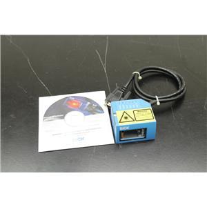 Sick CLV622-1000 Shortrange Barcode Reader / Sensor and Software, 2009