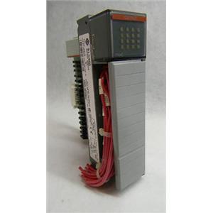 *NICE* ALLEN BRADLEY SLC 500 TRIAC OUTPUT MODULE 1746-OA16 SER. D