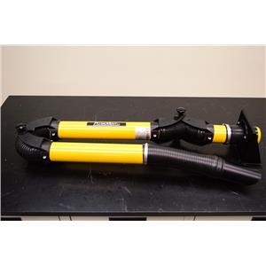 "Plymovent Miniman 75 3"" MMH-75-15 Mounted Laboratory FumeExtraction Snorkle"