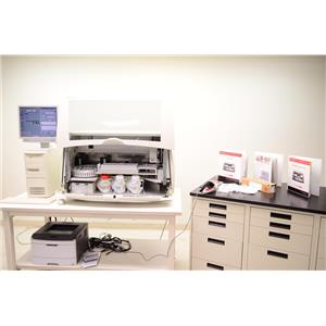 Johnson & Johnson Ortho Provue Immunohematology Blood Bank System with Computer