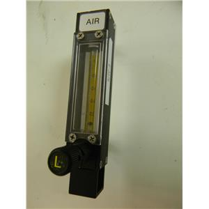 Aalborg PMR1-012435 Flow meter DR SCALE 65MM AIR 1.0 STD L/MIN 14.7PSIA GLASS