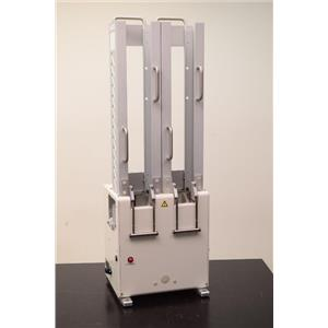 Cybio Cybi Well Stacker w/ Deep Well Platesafe Stacks Microplate Stacker