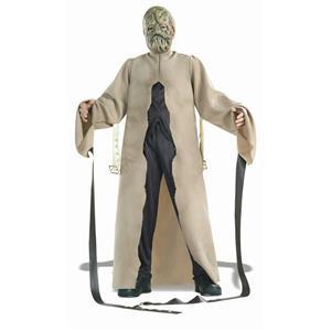 Deluxe Child Batman Begins Scarecrow Evil Doctor Crane Costume Size Small 4-6