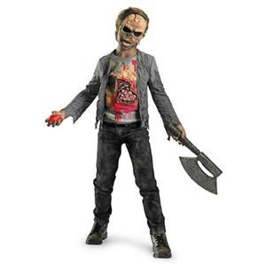 Crypt Walker Zombie Killer Gory Child Costume Medium 7-8