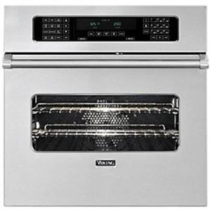 "Viking Professional Premiere Series 30"" Single Electric Wall Oven VESO5302TSS"