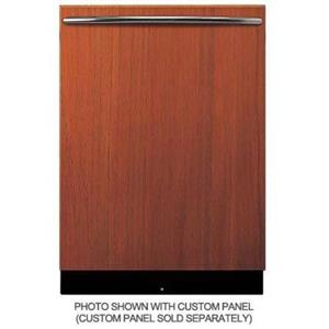 "Viking 300 Series FDW300WS 24"" Fully Integrated Dishwasher Panel Ready Images"