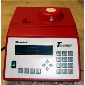 BIOMETRA T GRADIENT THERMOBLOCK PCR THERMOCYCLER