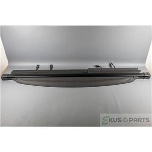 2006-2012 Toyota RAV4 Rear Cargo Cover with Retractable Shade for Privacy