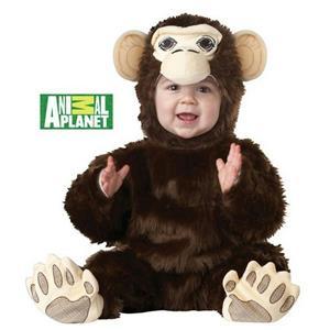 Chimpanzee Toddler Costume Size 18-24 Months