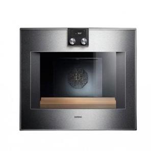 "Gaggenau 400 Series 30"" 4.5 Convection Single Electric Wall Oven BO481611 SS"
