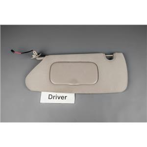 04-07 Dodge Caravan Chrysler Town & Counry Driver Sun Visor Cover Lighted Mirror