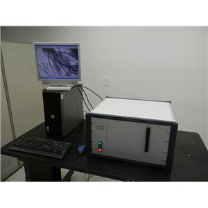 2007 Epping Parscan Microscope unit for Q test Electrostatic Charge Analysis