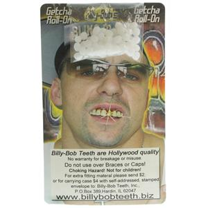Billy Bob Teeth Impression Material-Extra Thermal Beads