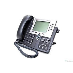 Cisco CP-7961G-GE Unified VoIP 6 Programmable Button PoE Gigabit IP Phone New