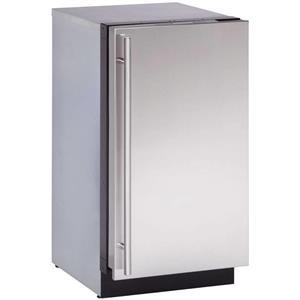 "NIB U-LINE Modular 3000 Series 18"" Undercounter All-Refrigerator 3018RFS00 Right"