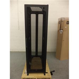 "Black Box RM8042A-R2 Universal Server Cabinet - Rack - 42U - 19"""