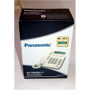 PANASONIC KX-TS620W PHONES, LOT OF 25