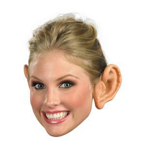 "6"" Super Jumbo Flesh Colored Big Ears Joke Gag Prank"