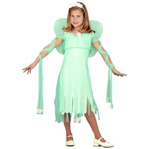 Pony Express Child's Green Blossom Fairy Girl's Costume Size Large 12-14