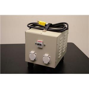 Leica 15-77325-230 Microsystems American to European 220V Converter Transformer