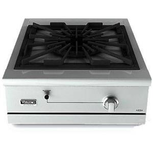 """New In Box Viking 26"""" Built-in Stainless Outdoor Gas Wok/Cooker VGWTO5240LSS"""