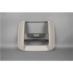2005 Toyota Sienna Overhead DVD Player Display Screen TV Bezel w/ Black Trim