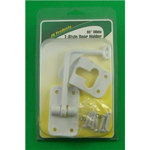 JR Products 10605 Angled T-Style RV Door Holder