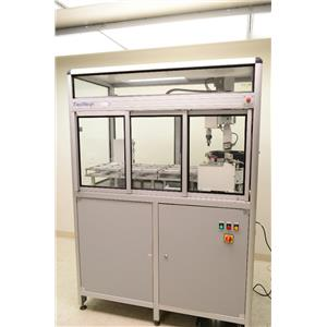 Mettler Toledo Flexiweigh PR-GFLEX Automated Capping and Fluid Dispense System