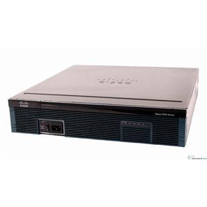 Cisco2921-Sec/K9 2921 3 Port Security Bundle Gigabit 1 SFP  Router 512MB/256MB