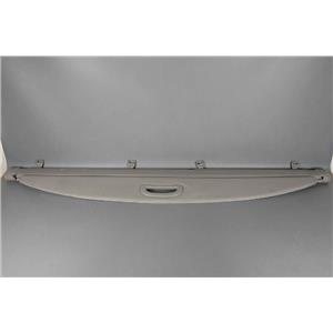 2005 Toyota Highlander Rear Cargo Cover w/ Retractable Privacy Shade & Handle