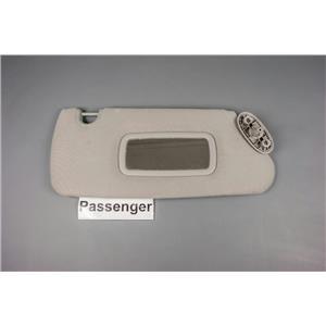 2004-2008 Dodge Durango Sun Visor - Passenger Side w/ Mirror & Adjustable Arm