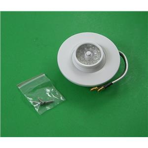 JFM 9528WT 18 Diode LED Recessed Reading Light, White