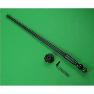 """Magnadyne 090944-02-000 Antenna Radio 16"""" Rubber Without Lead Wire"""