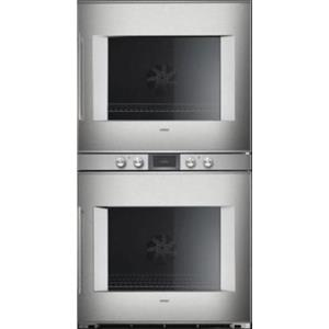 "Gaggenau 400 Series 30"" 4.5 cu. ft Convection Double Electric Wall Oven BX480611"