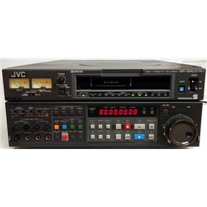 JVC BR-S822DXU Professional S Studio Video Cassette Recorder VHS