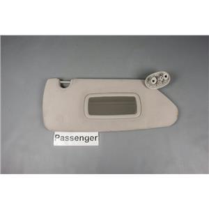 2005-2011 Dodge Dakota Passenger Side Sun Visor with Mirror Adjustable Bar