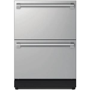 Thermador Professional 24 Inch Undercounter Refrigerator Drawers T24UR820DS