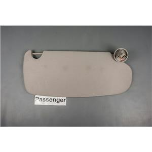 2003-2008 Dodge Ram 1500 Sun Visor - Passenger Side with No Mirror