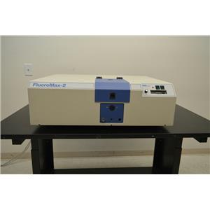 Jobin Yvon Horiba ISA-Spex FluoroMax-2 200-900nm Spectrofluorometer