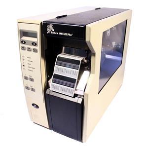 Zebra 96Xi-III Plus 096-741-00001 Thermal Barcode Label Tag Printer USB 600DPI