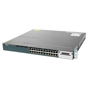 Cisco WS-C3560X-24T-S Catalyst 3560X 24-Ports 10/100/1000Base-T Ethernet Switch