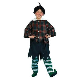 Peter Alan Deluxe Wizard of Oz Munchkin Kid Child Costume Size Small 4-6