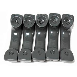 Lot of 5 Cisco CP-WB-HANDSET Original Cisco Handset For 7900 Series VoIP