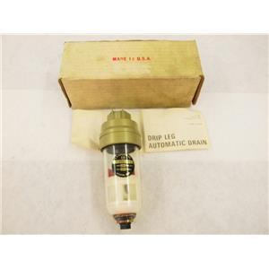 Norgren Hydraulic Drip 17-016-004  Max 150 PSI Max Temp.125º Polycarbonate Bowl